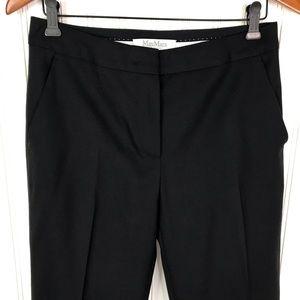 MaxMara Pants & Jumpsuits - MaxMara Wool Silk Blend Dress Career Pants Size 6